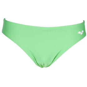 arena Santamarias Zwemslip Heren, golf green/white